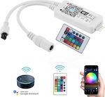 WiFi/App Controlled RGB LED Strip Controller Di...
