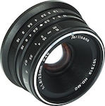 7artisans Photoelectric 25mm f/1.8 (Micro Four Thirds (MFT)) Black