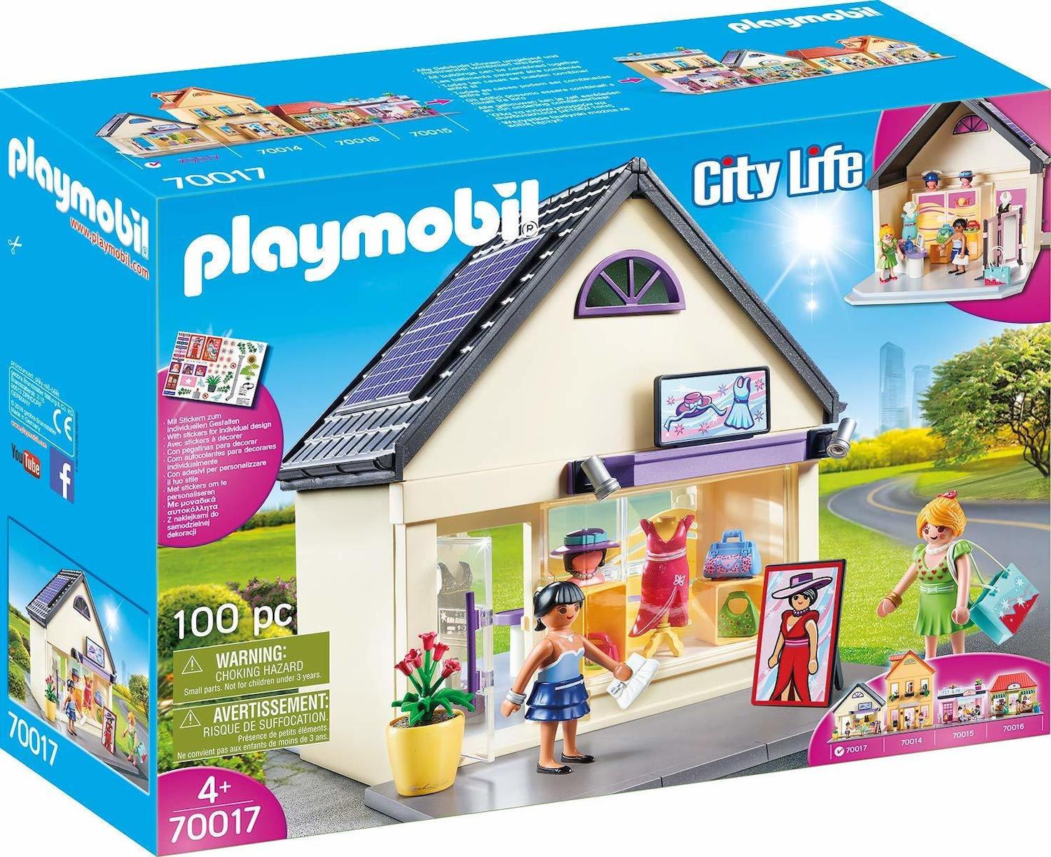 ce4942111894 Προσθήκη στα αγαπημένα menu Playmobil City Life  My Trendboutique