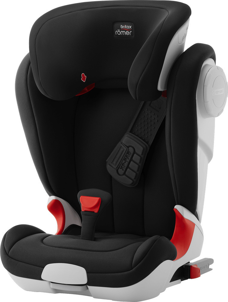 britax romer kidfix ii xp sict cosmos black white. Black Bedroom Furniture Sets. Home Design Ideas