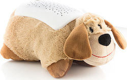 InnovaGoods Cuddly Dog with Projector
