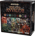 WizKids Warhammer: Age of Sigmar The Rise & Fall of Anvalor