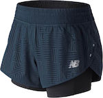New Balance Running Shorts WS81265GXY