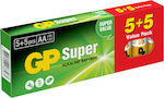 GP Batteries Super AA (10τμχ)