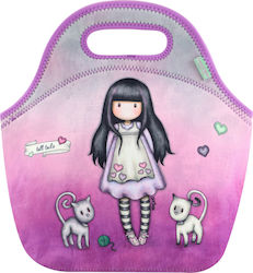 42885fadc2 Santoro Gorjuss Neoprene Lunch Bag Tall Tails