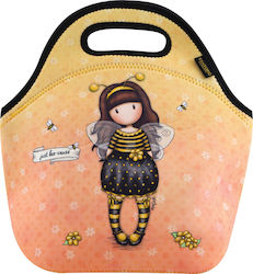 c58dbba98a0 Santoro Gorjuss Neoprene Lunch Bag Bee-Loved