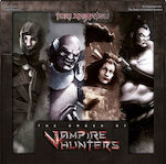 Dark Gate Games LLC The Order of Vampire Hunters: Tori Zaibatsu (Exp)