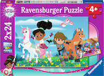 Nella the Princess Knight 2x24pcs (07831) Ravensburger
