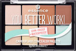 Essence You Better Work Camouflage Concealer Palette 8gr