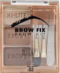 Milani Brow Fix Kit #02 Medium