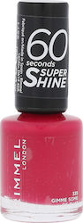 Rimmel 60 Seconds Super Shine Nail Polish 335 Gimme Some Of That 8ml