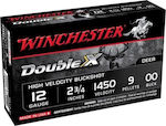 Winchester Double-X High Velocity 9βολα 5τμχ