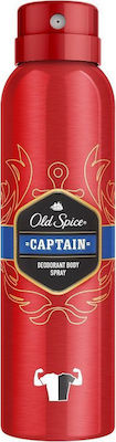 Old Spice Captain Deodorant Spray 150ml