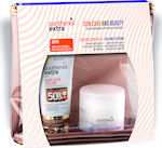 Medisei Sun Color Face Gel SPF50 50ml & Extra Face And Eye Cream 50ml