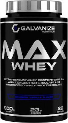 Galvanize Nutrition Max Whey 900gr Strawberry Ice Cream