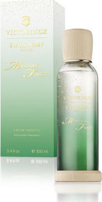 Swiss Army Mystique Forest Eau de Toilette 100ml