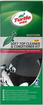 Turtle Wax Soft Top Cleaner & Conditioner Kit