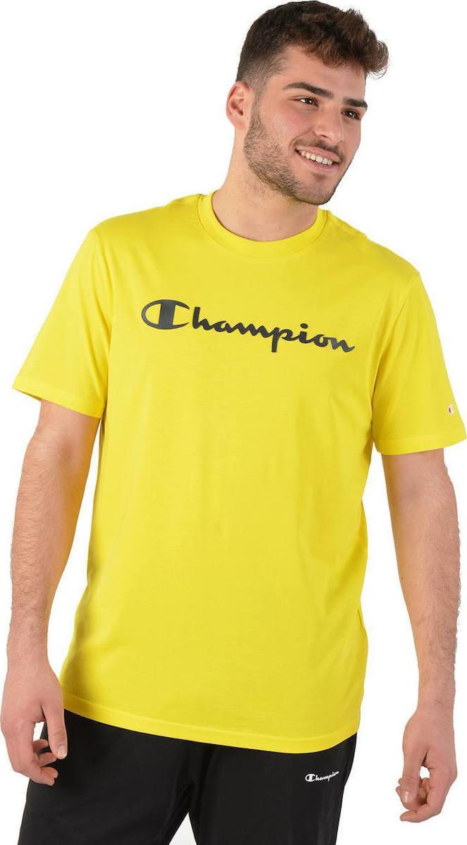29631d517ef0 Προσθήκη στα αγαπημένα menu Champion Crewneck T-shirt 212687-YS002