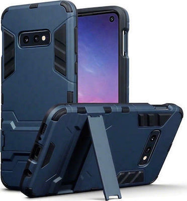 Terrapin Dual Layer Back Cover Composite Μπλε (Galaxy S10e)
