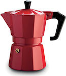 Pezzetti Italexpress 6cups Red