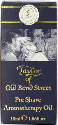 Taylor of Old Bond Street Aromatherapy Pre-Shave Oil 30ml
