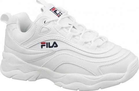 Αθλητικά FILA Ray Low 1010562.1FG White Αθλητικά