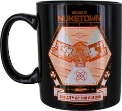 Call of Duty - Nuketown Heat Change Mug
