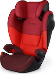 Cybex Solution M SL Rumba Red