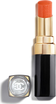 Chanel Rouge Coco Flash Top Coat 202 Warm Up