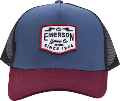 Emerson 191.EU01.24 Navy / Wine