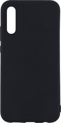 Senso Back Cover Soft Touch Μαύρο (Huawei P30)