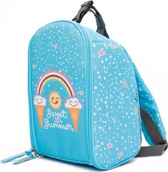 1111293ab6 Laken Ισοθερμική Τσάντα Sweet Summer με Παγούρι 350ml   Τάπερ 600ml