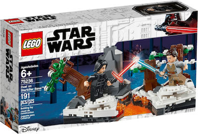 Lego Star Wars: Duel on Starkiller Base 75236