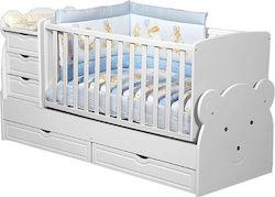 1cd1c376310 Βρεφικά Κρεβάτια & Κούνιες Μωρού Πολυμορφικές - Skroutz.gr