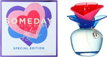 Justin Bieber Someday Summer Edition Eau de Toilette 100ml