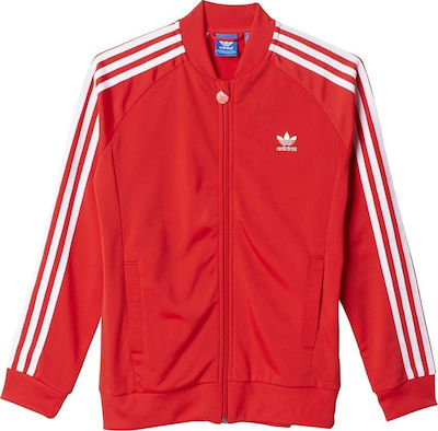 Adidas J Superstar T Track Top AB2193