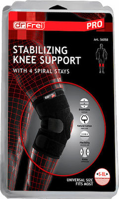 Dr Frei Pro Stabilizing Knee Support