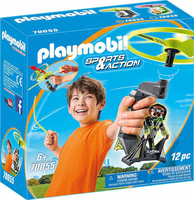 Playmobil Sports & Action: Top Agents Pull Cord Flyer