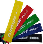 Tunturi Mini Resistance Bands Set 5pcs 14TUSYO040