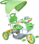 Zita Toys Tricycle Space Green