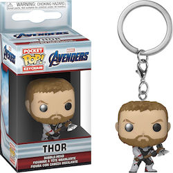 Pocket Pop! Keychain Marvel: Avengers - Thor Bobble Head