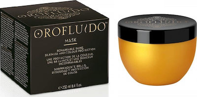 Orofluido Mask Silkiness Colour Protection 250ml