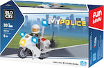 Blocki MyPolice Motorcycle 30τμχ