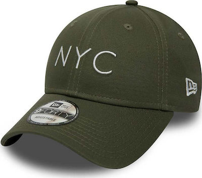 New Era Nyc Essential 9Forty 11871407 Khaki