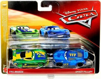 08f589f4d75 Προσθήκη στα αγαπημένα menu Mattel Cars 3 Next Gen Piston Cup Racers Spikey  Fillups & Eric Braker
