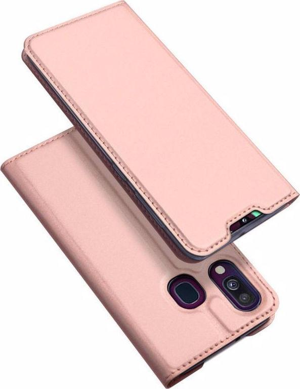 4c9bff62de Προσθήκη στα αγαπημένα menu Dux Ducis Skin Pro Ροζ Χρυσό (Galaxy A40)