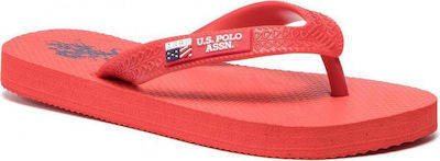 U.S. Polo Assn. Remo Red