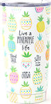 Natural Life Live A Pineapple Life 0.5lt