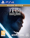 Star Wars - Jedi: Fallen Order (Deluxe Edition) PS4