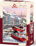 Winter's Residents 1500pcs (4544) Art Puzzle